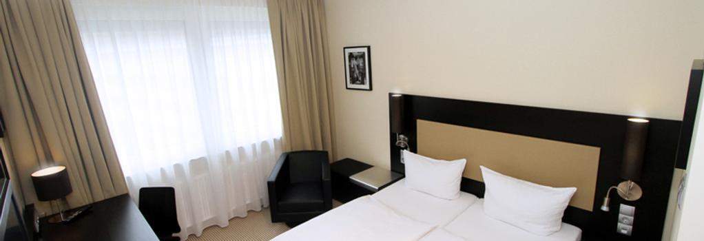 Hotel am Karlstor - Karlsruhe - Bedroom