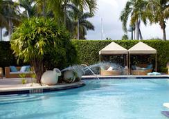 Renaissance Fort Lauderdale Cruise Port Hotel - Fort Lauderdale - Kolam