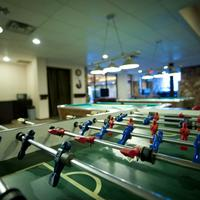Thompson Hotel and Conference Center Games room