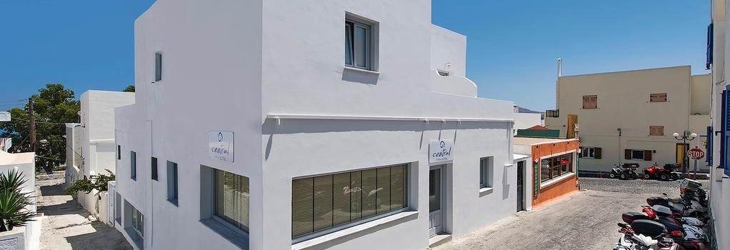 Central Fira Hotel - Thera - Building