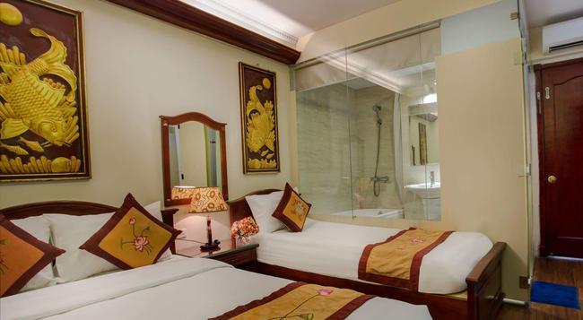 Luminous Viet hotel - Hanoi - Bedroom