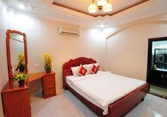 Number 9 Hotel - Phnom Penh - Kamar Tidur