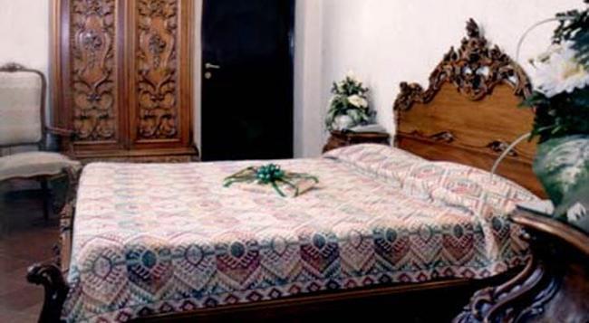 Hotel Croce di Malta - Rome - Bedroom