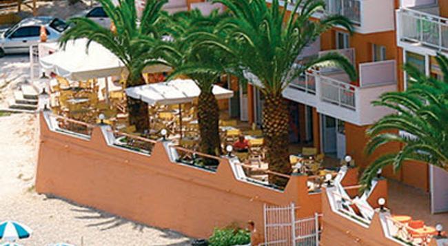 Corfu Maris Hotel - Corfu - Building