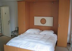Wake-Up Sandwich Hotel - Antwerp - Kamar Tidur
