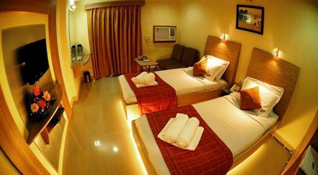 Hotel Pratap Plaza - Chennai - Bedroom