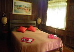 Romyen Garden Resort - Chiang Mai - Kamar Tidur