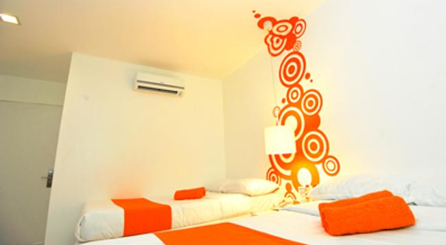 Islands Stay Hotels - Uptown - Cebu City - Bedroom
