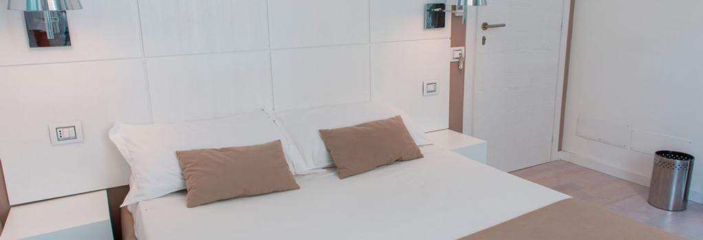 Birkin Luxury Rooms Villanova - Cagliari - Bedroom