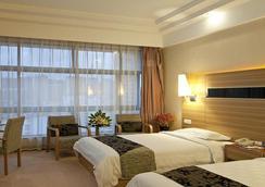 Herton Hotspring Hotel - Kunming - Kamar Tidur