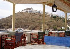 Akti Rooms - Astypalaia - Restoran