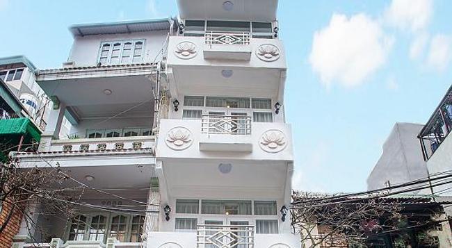 Wild Lotus Hotel - Hang Be - Hanoi - Building