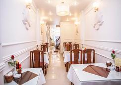 Wild Lotus Hotel - Hang Be - Hanoi - Restoran