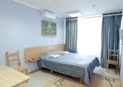 Volna Hotel - Ufa - Kamar Tidur