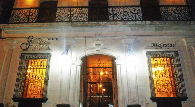 Majestad Boutique Hotel - Arequipa - Building