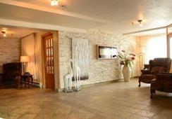 Hotel Les Mouettes - Sept-Îles - Lobi