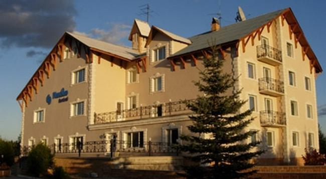 Nikol Hotel Perm - Perm - Building
