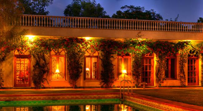 Hotel Meghniwas - Jaipur - Building