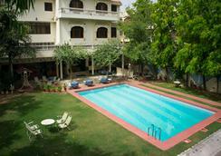 Hotel Megh Niwas - Jaipur - Kolam