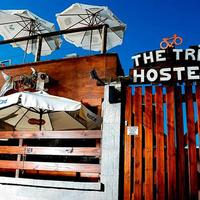 The Trip Hostel Hotel Front