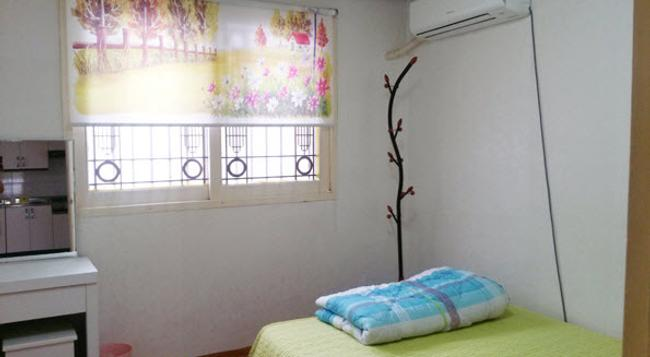 Alpha Guest House - Seoul - Bedroom