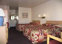 The Virginian Motel - Moab - Kamar Tidur