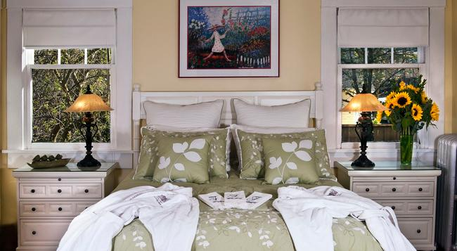 The Fulton House Bed and Breakfast - Portland - Bedroom