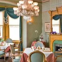 The Kalamazoo House Bed & Breakfast Breakfast Area