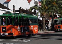 E-Z 8 Motel Old Town - San Diego - Atraksi Wisata