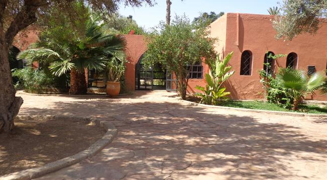 Villa Warhol Guest House - Marrakesh - Building