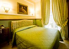 Hotel Donatello - Roma - Kamar Tidur