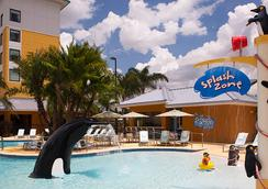 Springhill Suites by Marriott Orlando at Seaworld - Orlando - Kolam