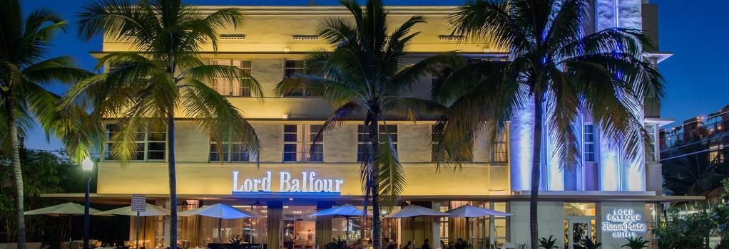 Room Mate Lord Balfour - Miami Beach - Building