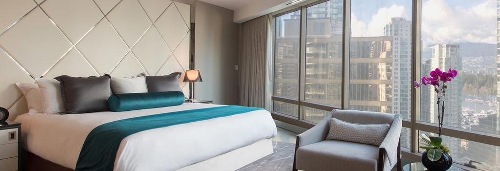 Trump International Hotel & Tower Vancouver - Vancouver - Bedroom