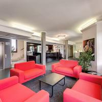 Hotel Alba Roma Lobby Sitting Area