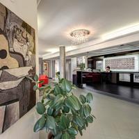 Hotel Alba Roma Reception