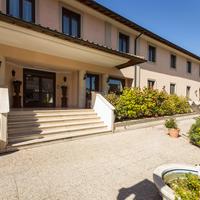 Hotel Alba Roma Hotel Entrance