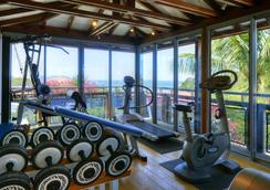 Hotel Le Village St Barth - Saint-Barthélemy - Gym