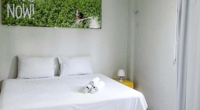 Pousada Âncora da Praia - Fortaleza (Ceará) - Bedroom