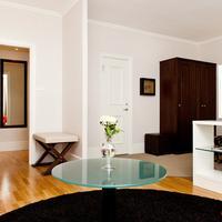 Elite Palace Hotel Living Area