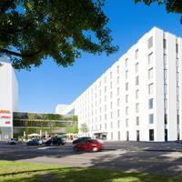 Hotel Stücki Hotel Front
