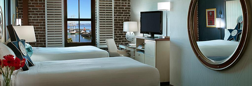 Argonaut Hotel - San Francisco - Bedroom