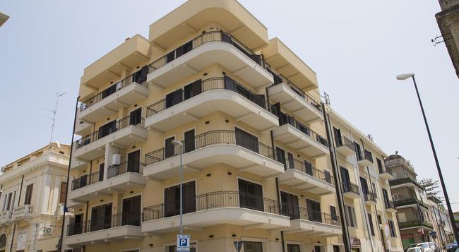 Arete' Luxury Room - Reggio Calabria - Building