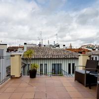 Valenciaflats Catedral Terrace/Patio