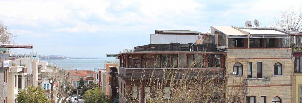 Ararat Hotel - Istanbul - Building