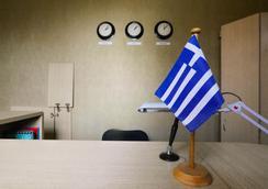 Greek House Hotel - Krasnodar - Ruang tamu