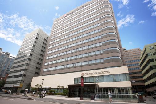 Center Mark Hotel - Seoul - Bangunan