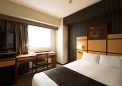 Hotel Villa Fontaine Tokyo-Shiodome - Tokyo - Kamar Tidur