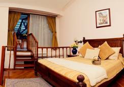 Hotel Patio Andaluz - Quito - Kamar Tidur