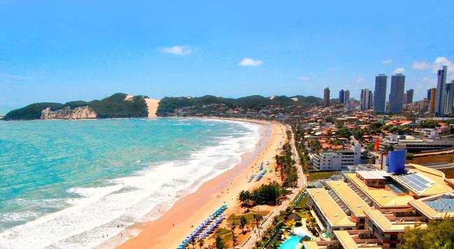 Esmeralda Praia Hotel - Natal - Building
